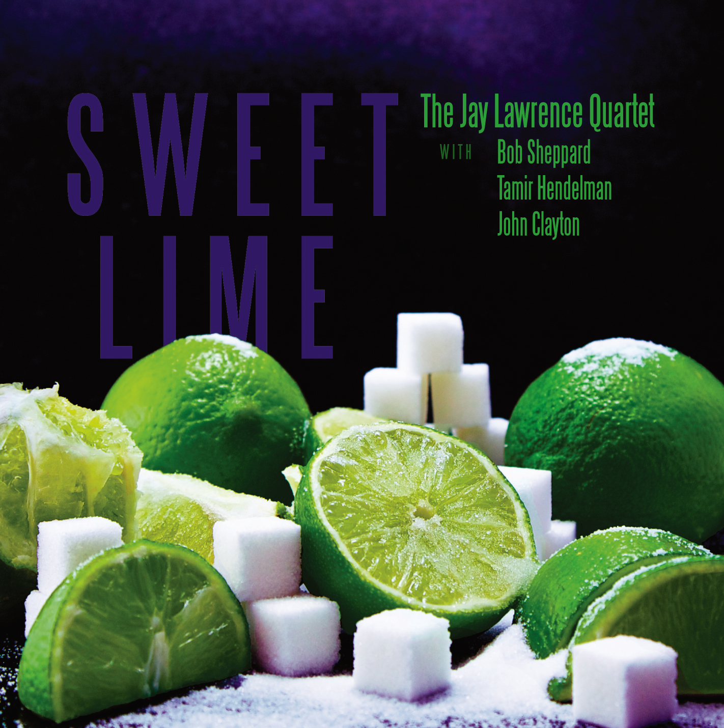 Jay Lawrence Sweet Lime Cover Art copy